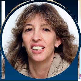 Dra. María José Carvalho Profesora Auxiliar de la Facultad de Deporte (FADEUP), Miembro del Centro de Investigación, Formación, Innovación e Intervención en el Deporte, Directora del Máster en Gestión Deportiva de la propia Universidad.
