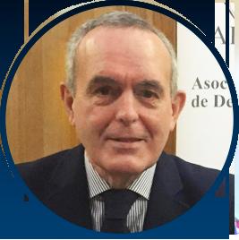 Dr. Antonio Millán Garrido, Presidente de la Asociación Española de Derecho Deportivo (AEDD