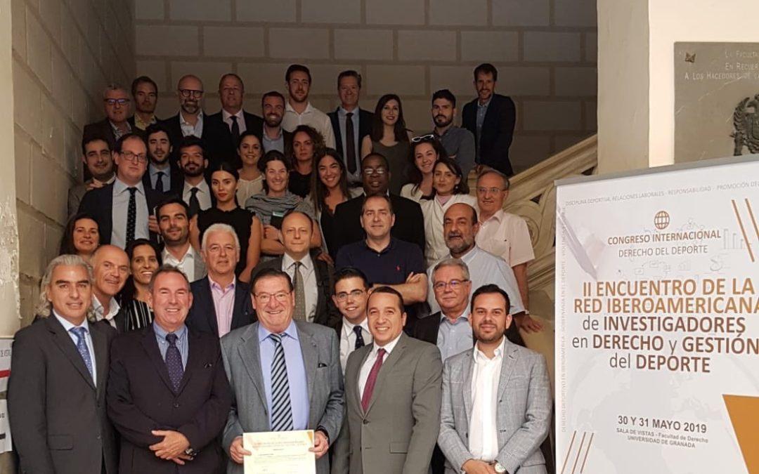 Congreso Internacional de Derecho del Deporte (II Encuentro de la RIIDGD)