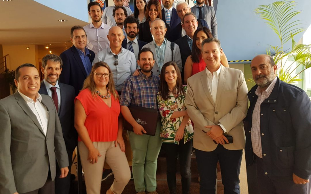 Investigadores de la RIIDGD asisten a Jornadas de la AADD