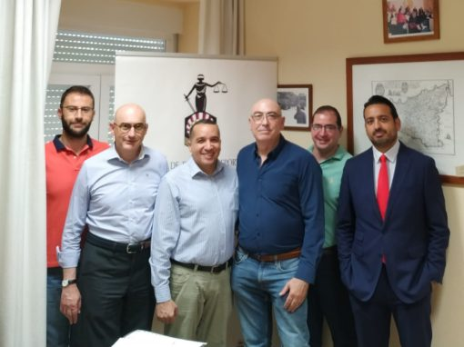 Reunión Científica de la RIIDGD en Córdoba (España)