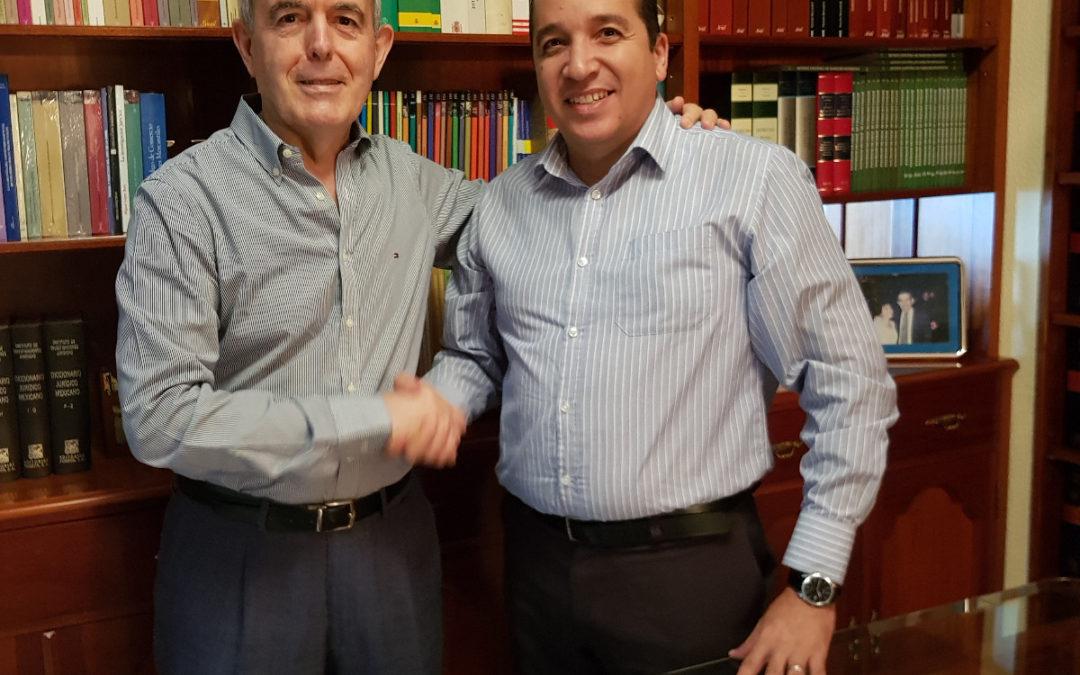 La RIIDGD y la AEDD firman convenio de colaboración